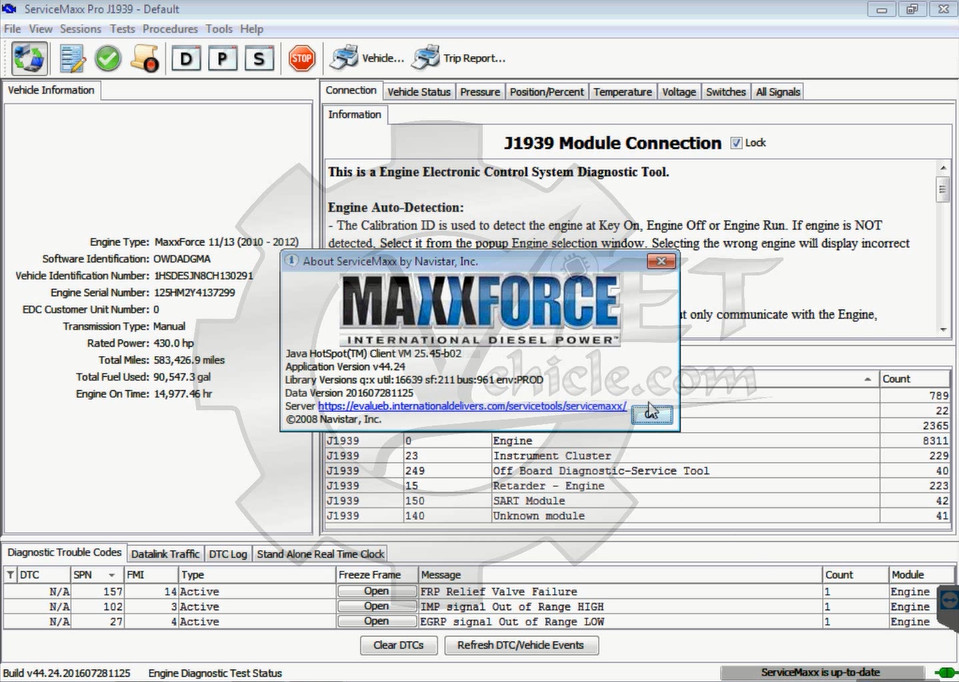 Servicemaxx software