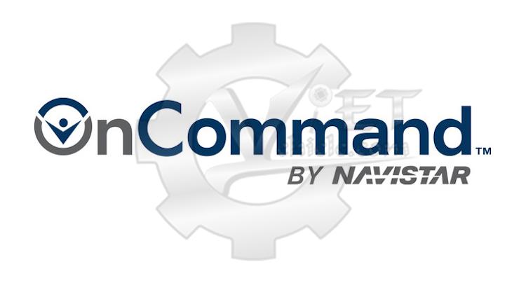 navistar oncommand logo