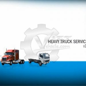 motor heavy truck service v19