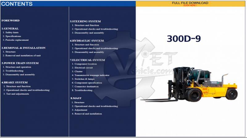 Hyundai Forklift Trucks