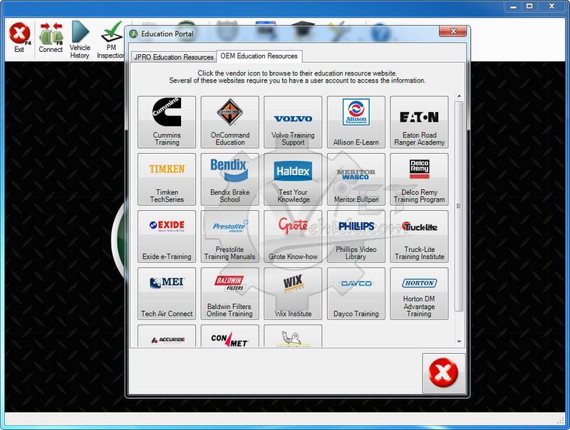 JPRO Diagnostic Software crack