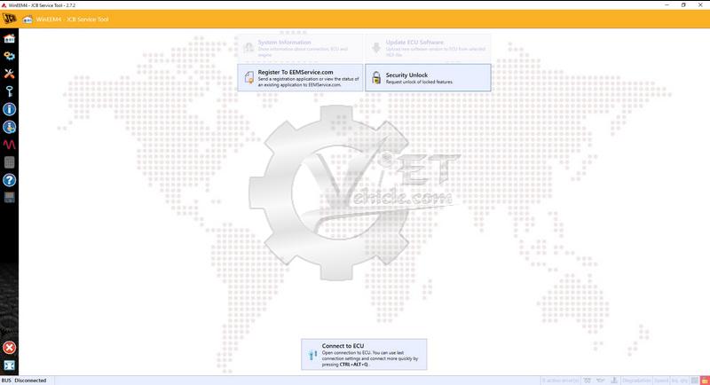 WinEEM4s JCB Service Tool 2.7.2