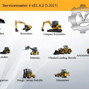 JCB ServiceMaster 4 5.2021