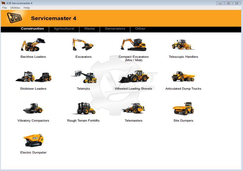 jcb servicemaster unlock key generator